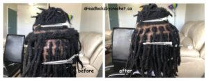 Dreadlock Repair