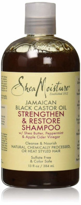 Shea Moisture Shampoo For Healthy Dreadlocks