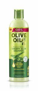 Olive Oil Shampoo for Dreadlocks