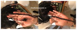 Dreadlocks Repair