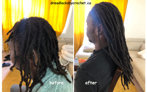 Dreadlocks Repair and Extensions