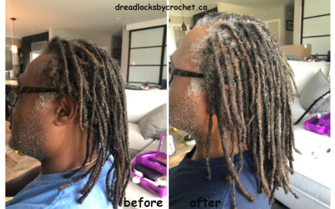 Dreadlocks Repair & Extensions