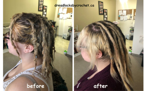 Dreadlocks Repair and Maintenance
