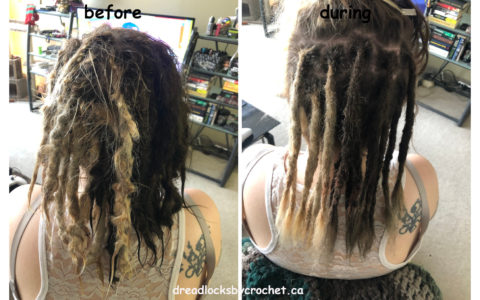 Dreadlocks Repair