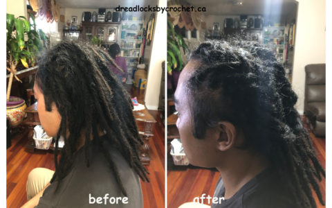 Dreadlocks Maintenance & Styling