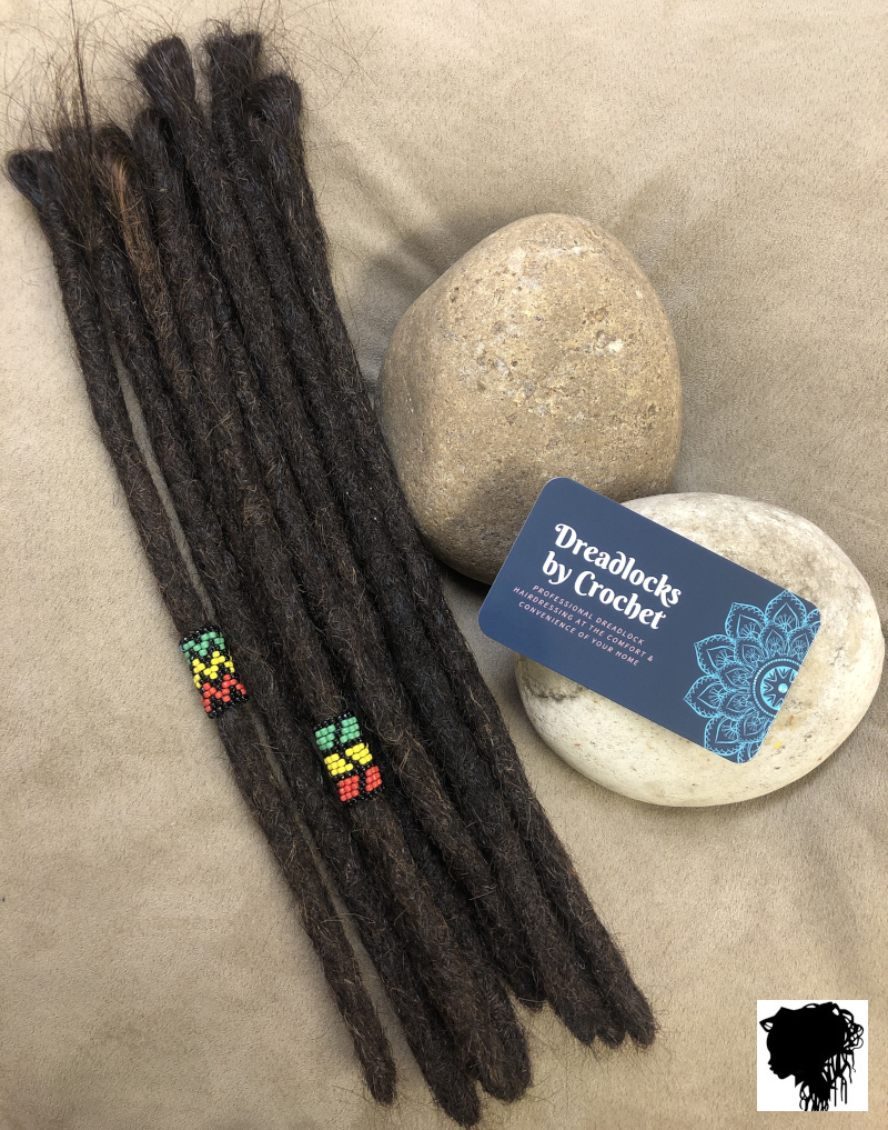 Straight-Hair Dreadlock Extensions Canada