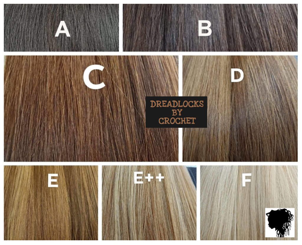 Straight-Hair Dreadlock Extensions Canada
