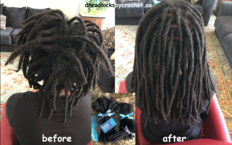 Dreadlocks Estensions 2