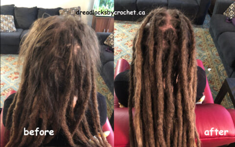 Dreadlocks Maintenance 1