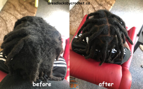 Dreadlocks Maintenance 3