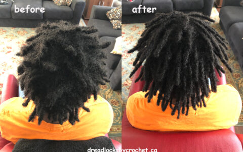 Dreadlocks Repair 1