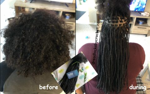 Dreadlock Extensions