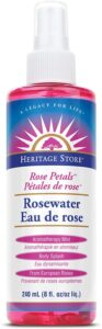 Rosewater For Healthy Dreadlocks