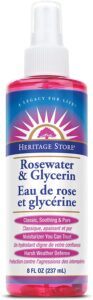 Rosewater & Glycerin For Dreadlocks